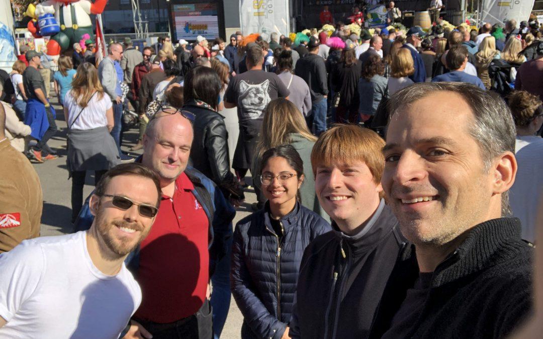 Team Agilicus gets new office, Okterbest-adjacent