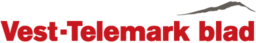 Vest-Telemark blad logo