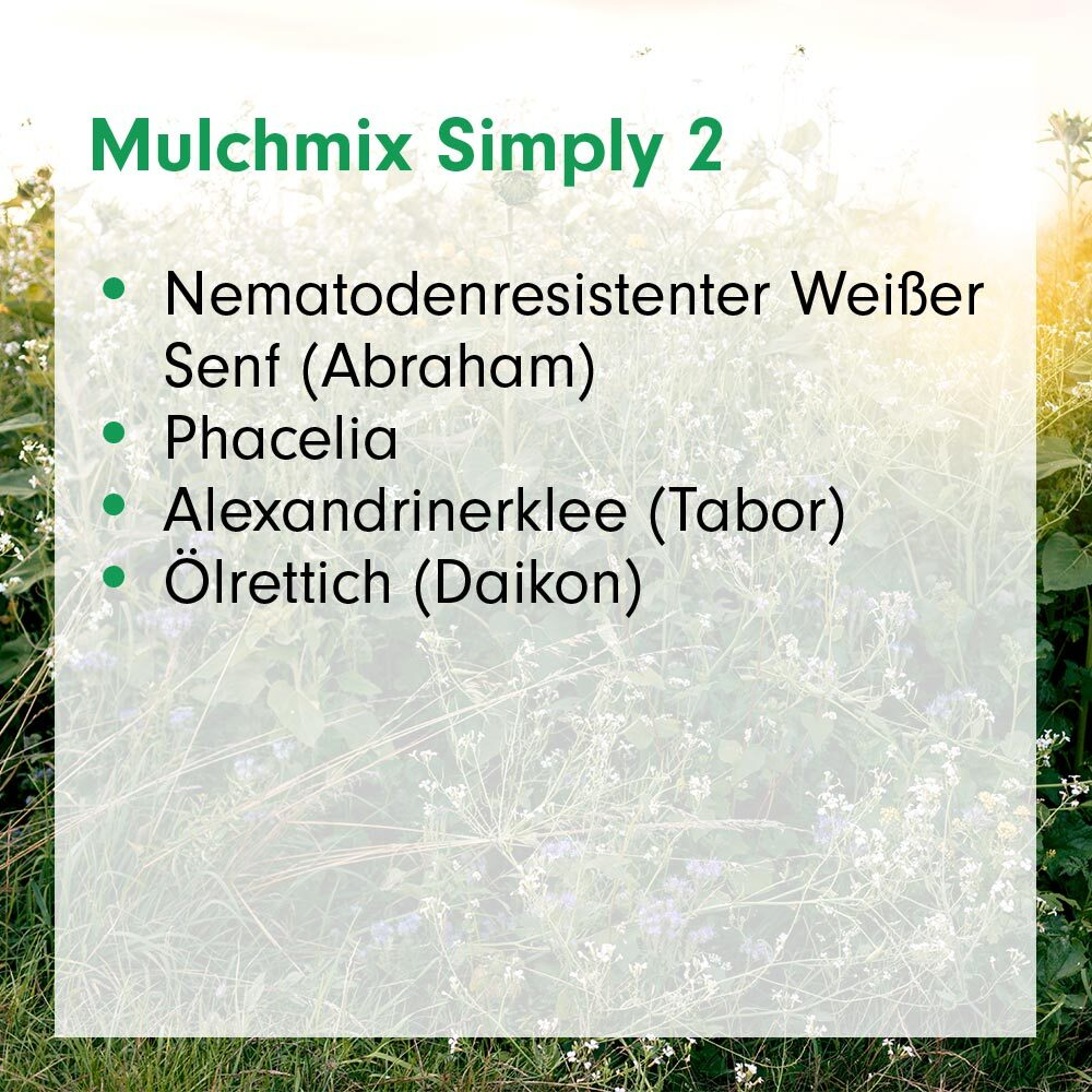 Mulchmix Simply 2 undefined
