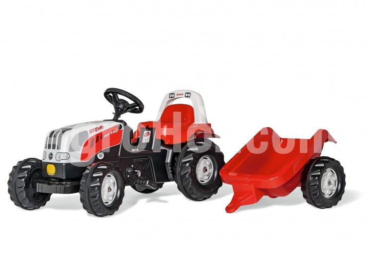 Steyr tractor (012510)