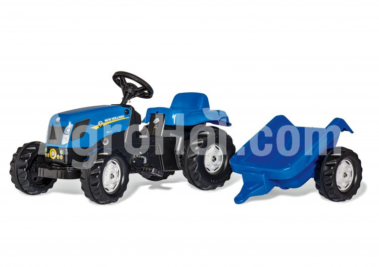 New Holland tractor (013074)
