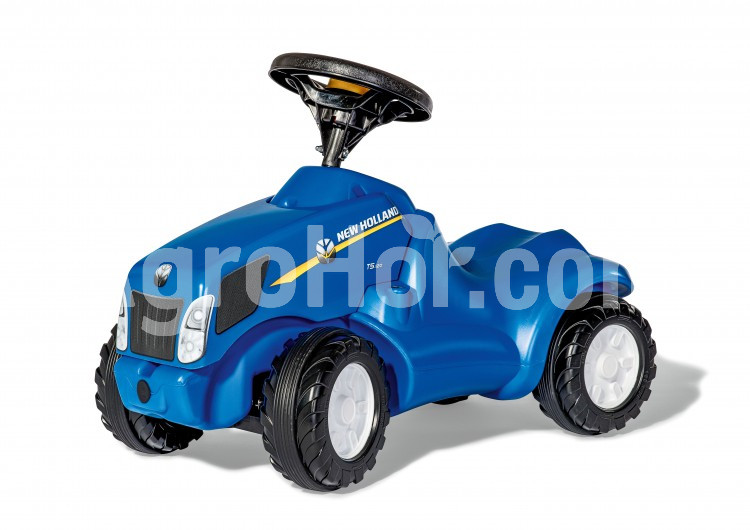 New Holland tractor (132089)