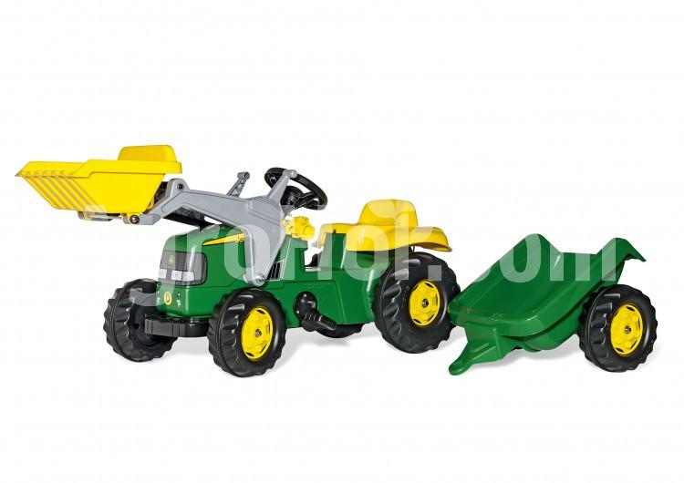 John Deere tractor (023110)