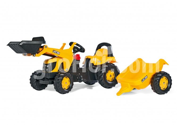 JCB tractor (023837)