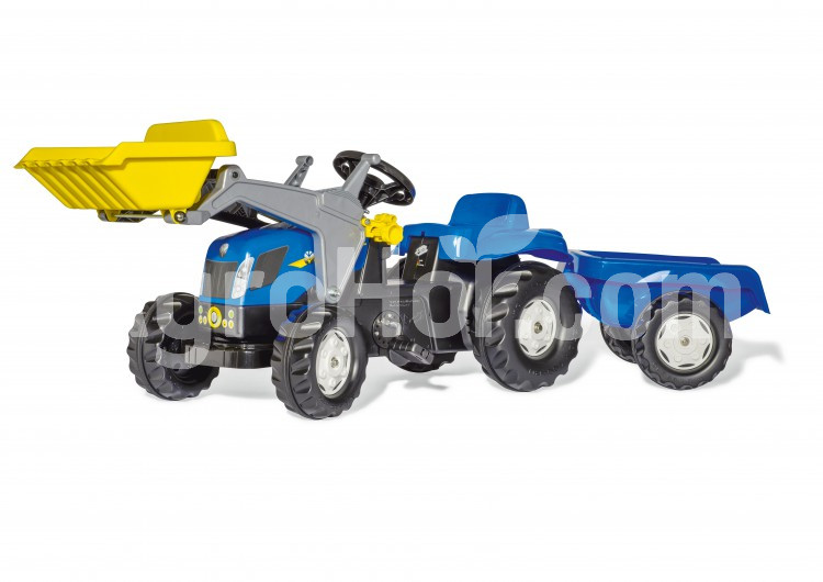 New Holland tractor (023929)