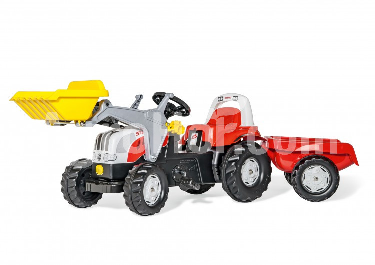 Steyr tractor (023936)