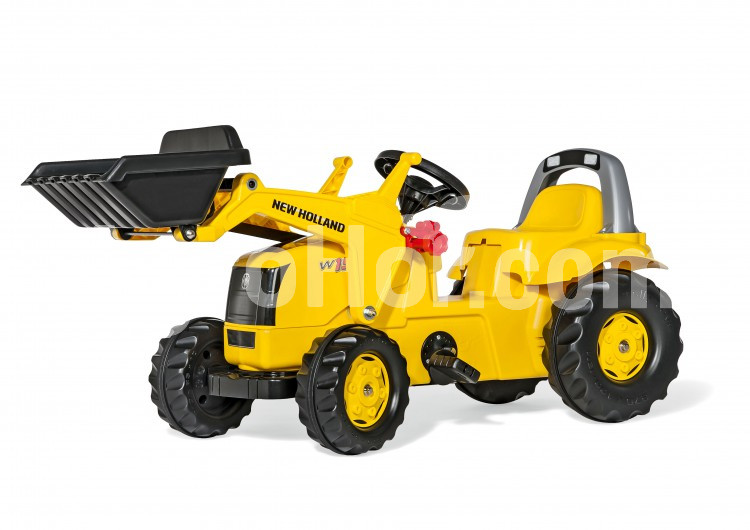 New Holland tractor (025053)