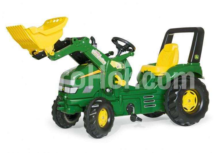 John Deere tractor (046638)