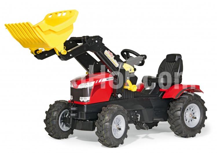 Massey Ferguson Tractor (611140)