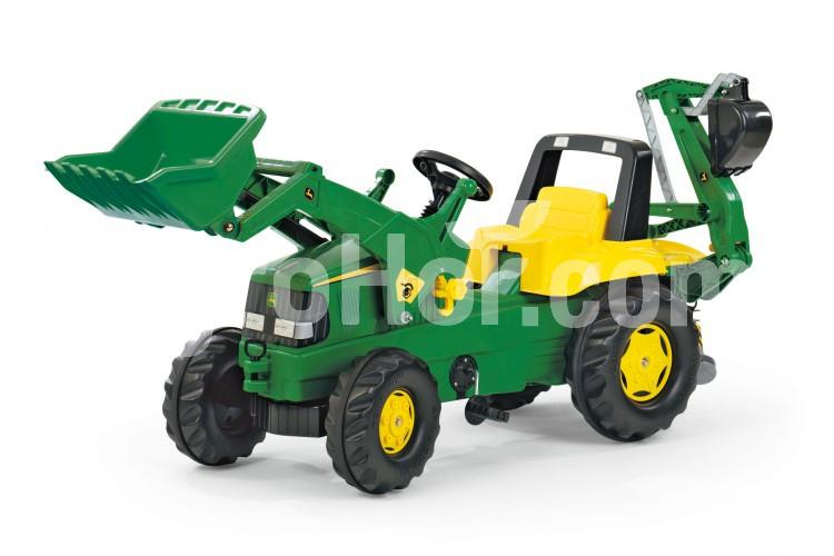 John Deere Tractor (811076)