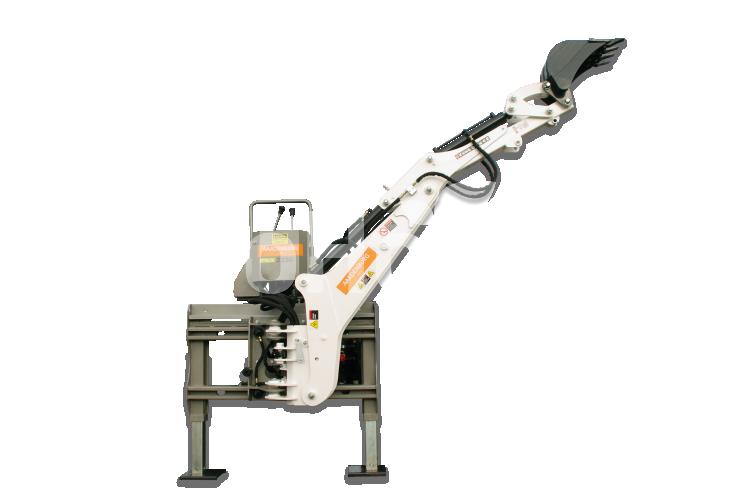 Epsilon Digger 2250