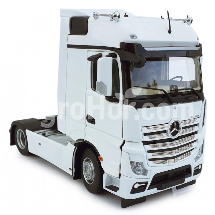 Mercedes-Benz Actros Bigspace 4x2 white