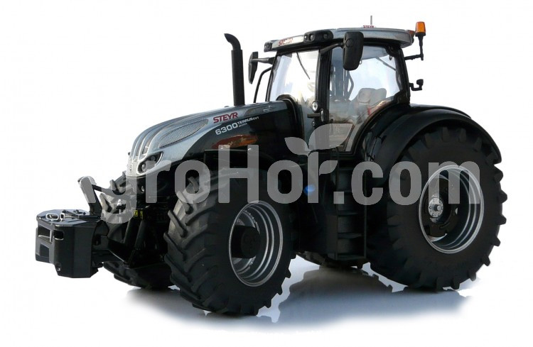 Steyr 6300 Terrus CVT black/gray