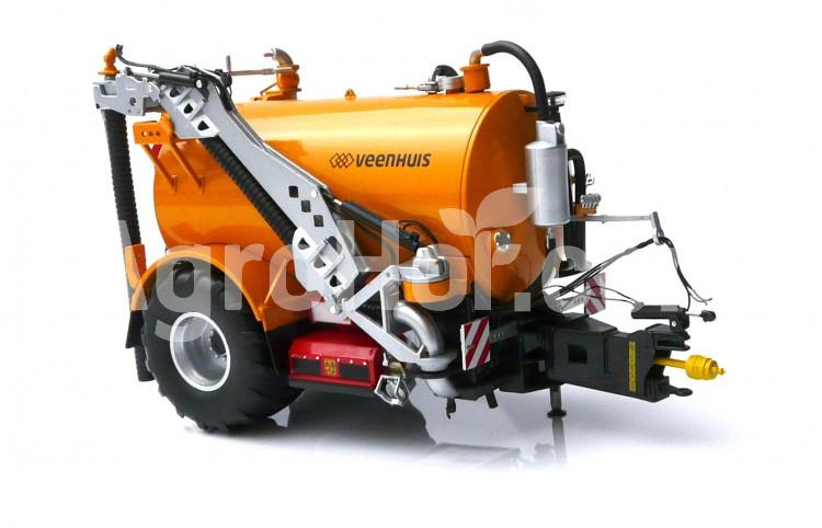 Veenhuis Premium slurry tanker new logo