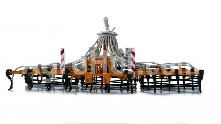 Veenhuis Terraject 300 crumbler rollers