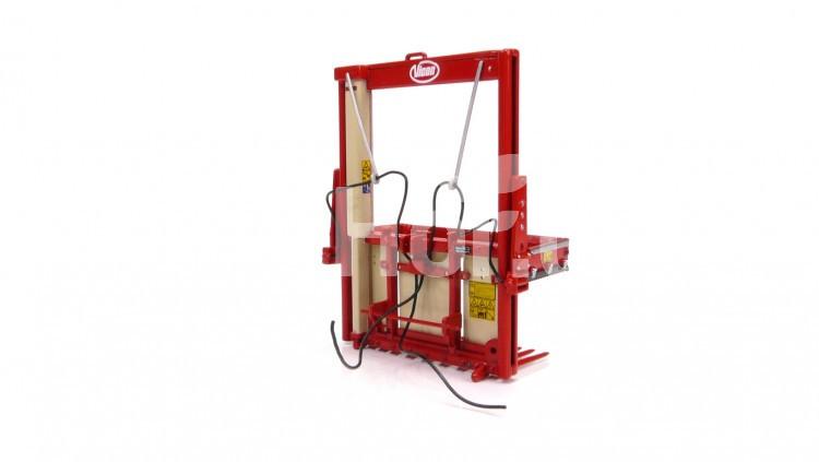 Vicon silage block cutter
