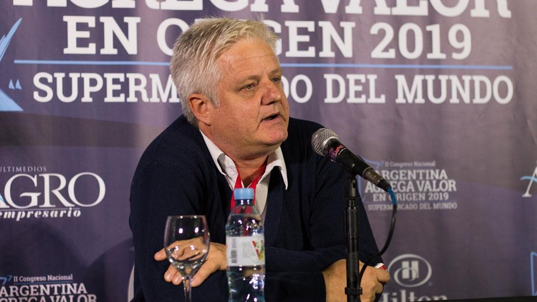 Marcelo Da Cuñha - Director del Agro de Aristóbulo del Valle, Misiones