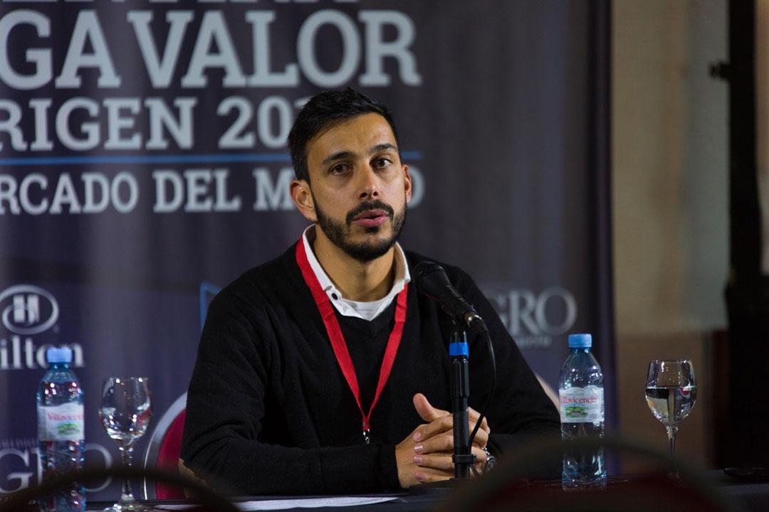 Gastón Arostegui - Gerente General de Primera hilandería y tejeduría de la Puna