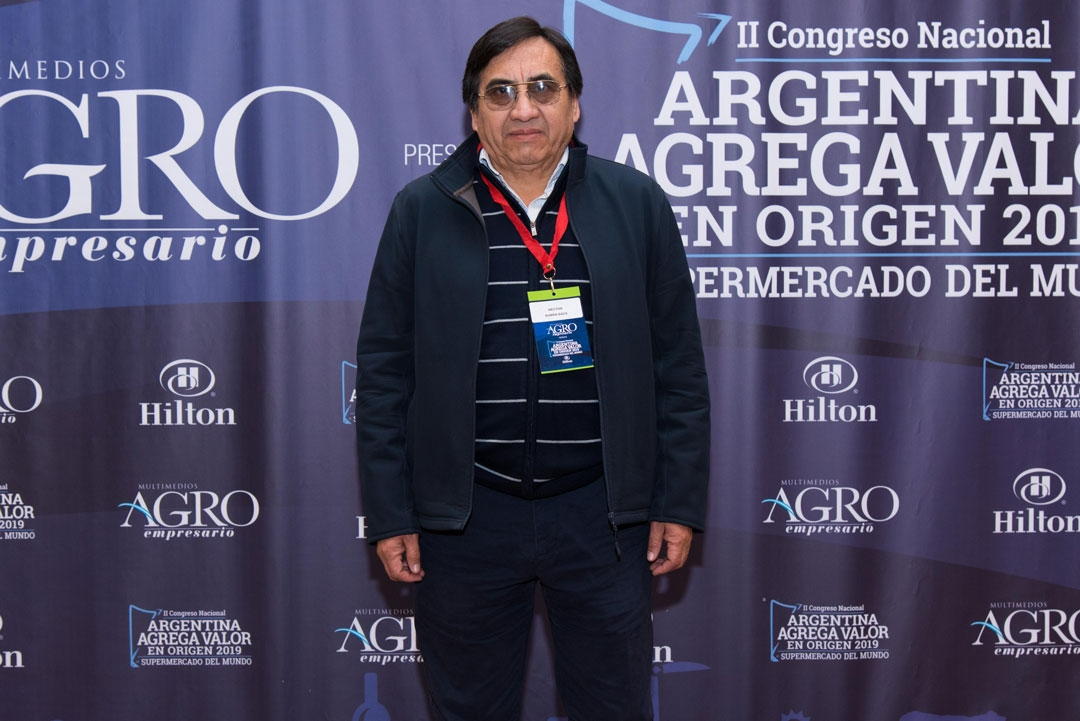 Héctor Rubén Daza - Secretario de Economía Popular, Jujuy