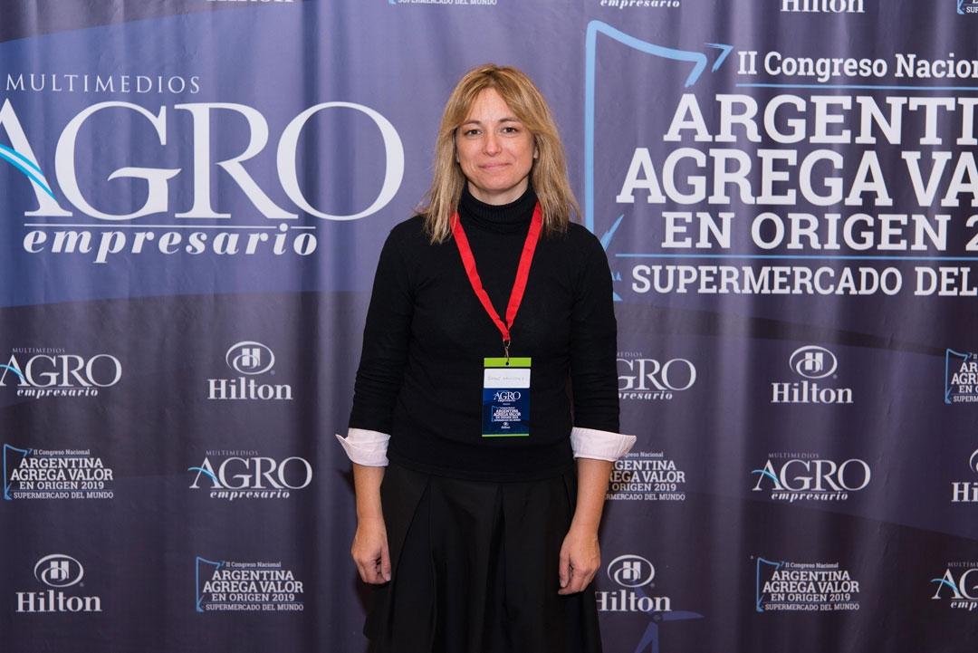Irene Wasilevsky - Coord. del proyecto Fondo Cooperativo para el Carbono de los Bosques, Sec. de Amb. y Drllo. Sustentable