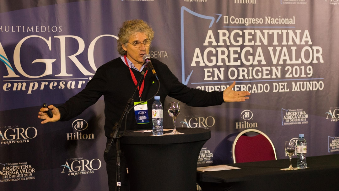Pablo Lima - Director de Agricultura Familiar y Desarrollo Rural