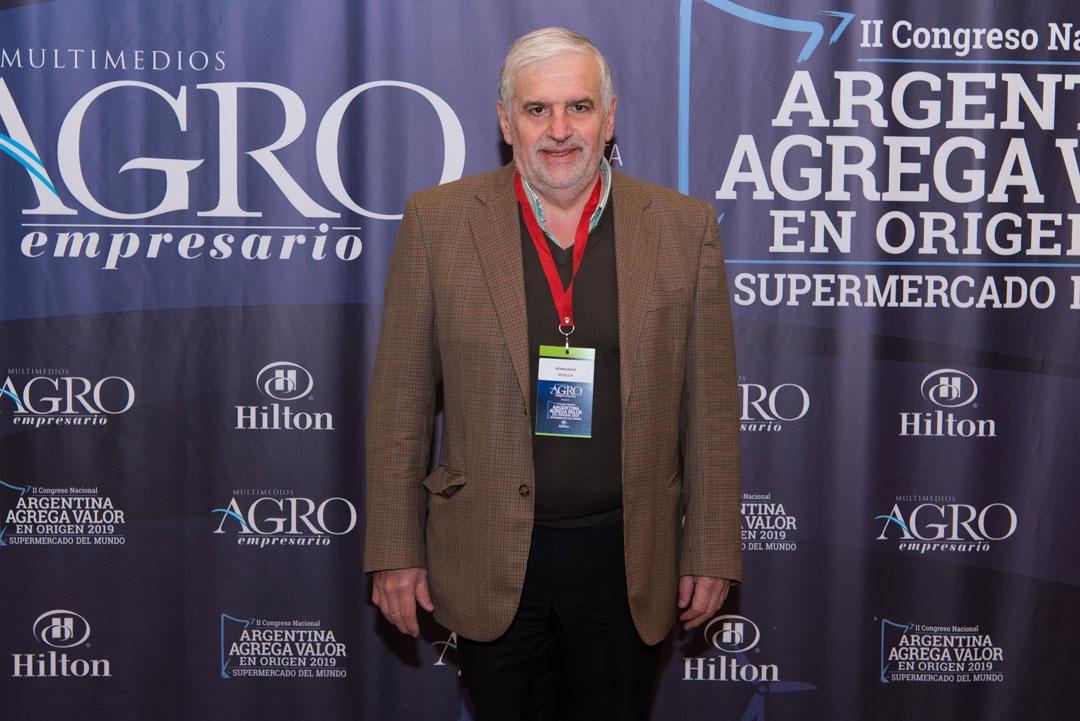 Fernando Vilella - Profesor Titular de la Facultad de Agronomía de la UBA