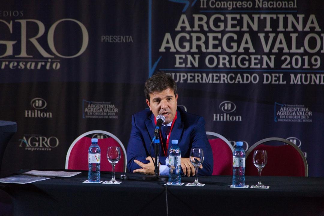 Diego Hernán Cifarelli - Presidente de la Federación Argentina de la Industria Molinera