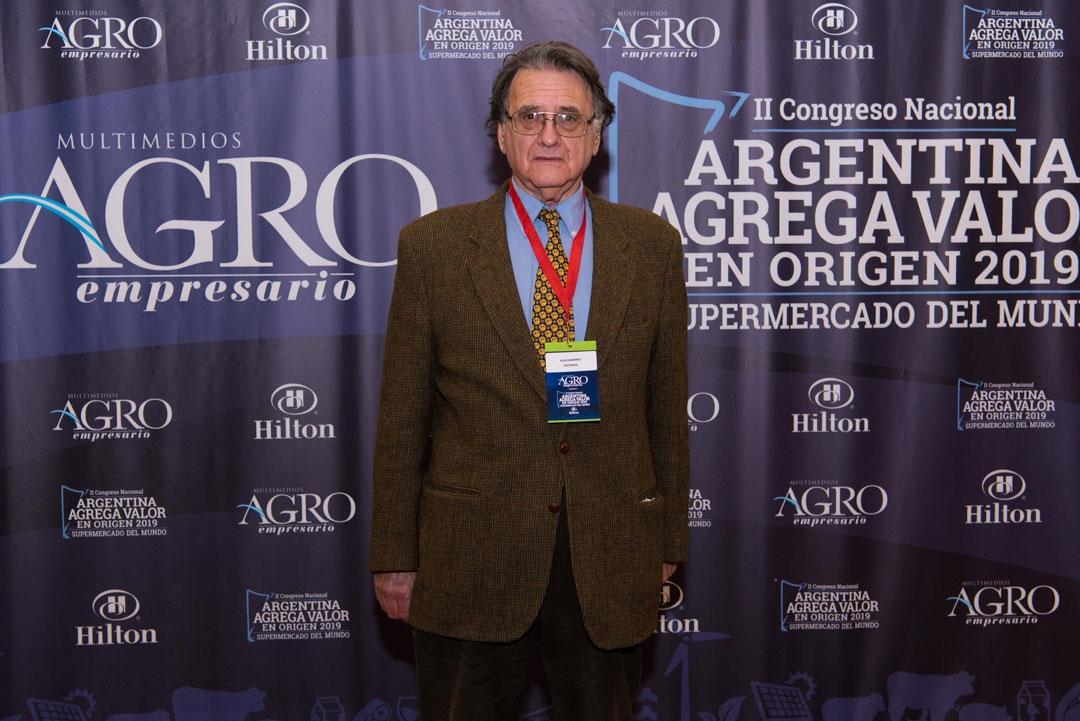 Alejandro Peyrou - Presidente de la Cámara Argentina de Productores de Pecán