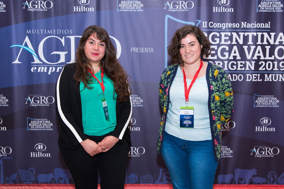 Gisela Pignataro y Noelia Pignataro - Fundadoras de Alfajores Dulce Cobo
