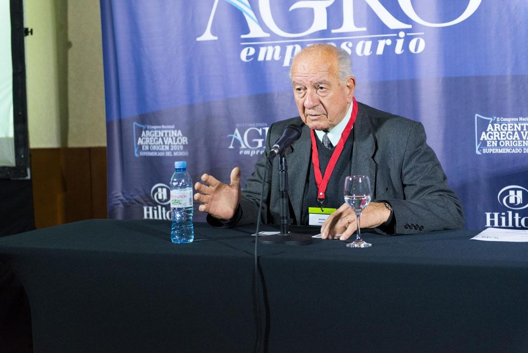 Miguel Paulón - Presidente del Centro de la Industria Lechera