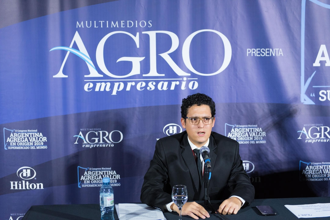 Pablo Andrés Romero - Subsecretario de Industria de Entre Ríos