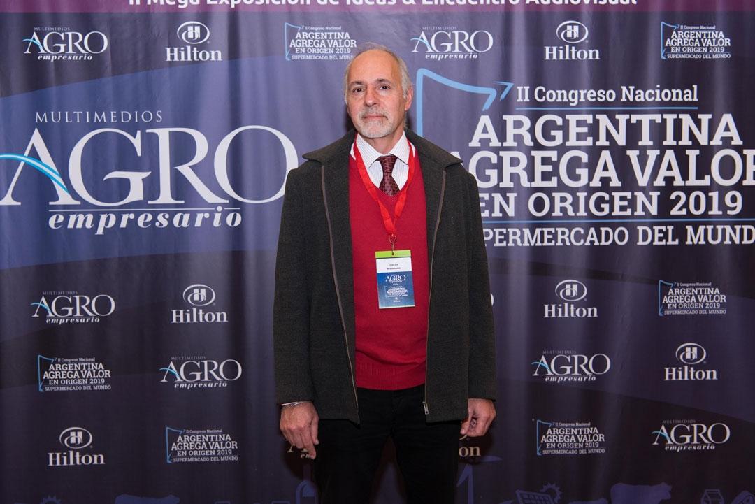 Carlos Herrmann - Geólogo de SEGEMAR