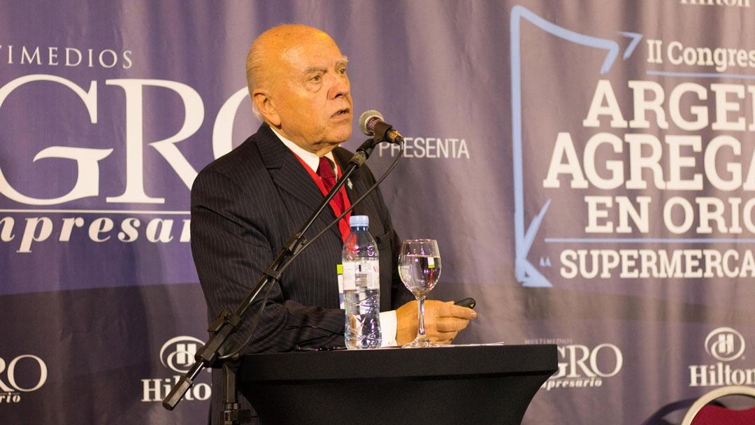 Ernesto Fernández Taboada - Director Ejecutivo de la Cámara de Producción, la Industria y el Comercio Argentino China
