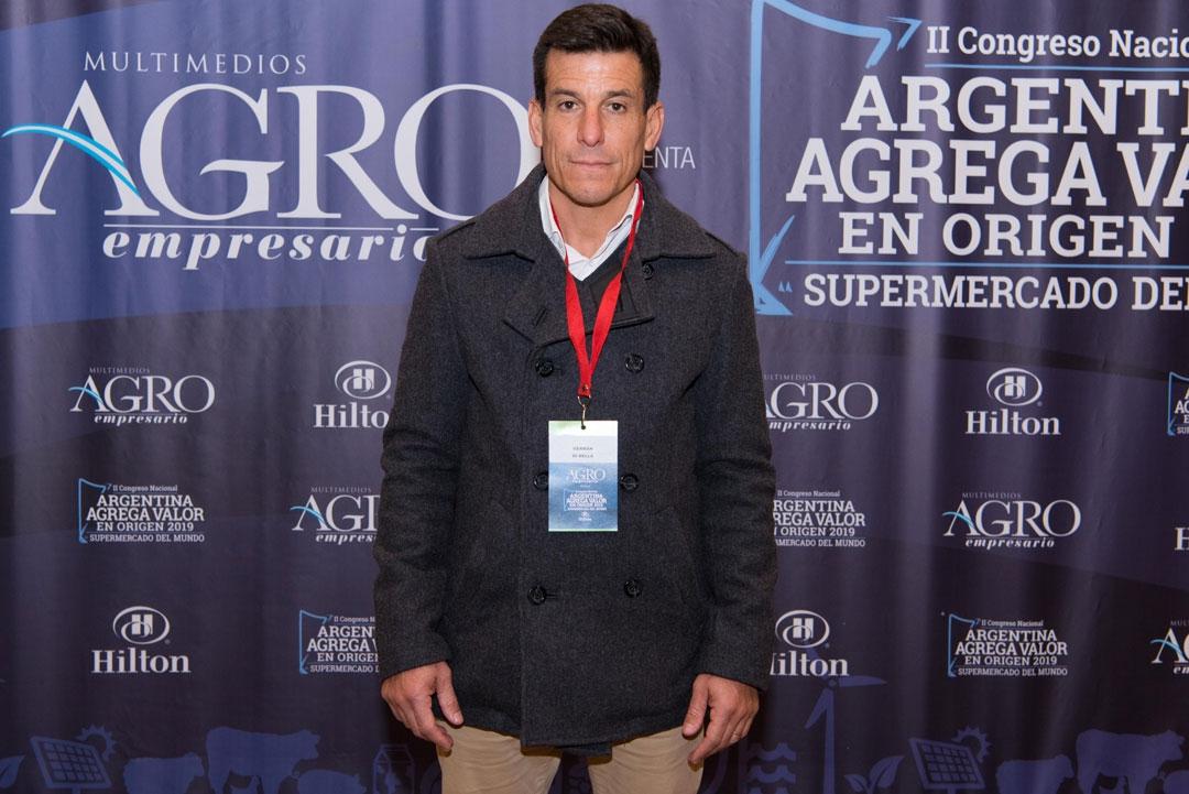 Germán Di Bella - Director de Bioeléctrica