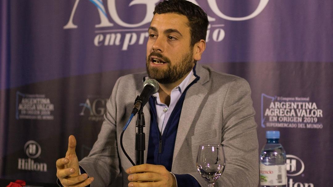 Lucas Santiago Delfino - Subsecretario de Relaciones Municipales