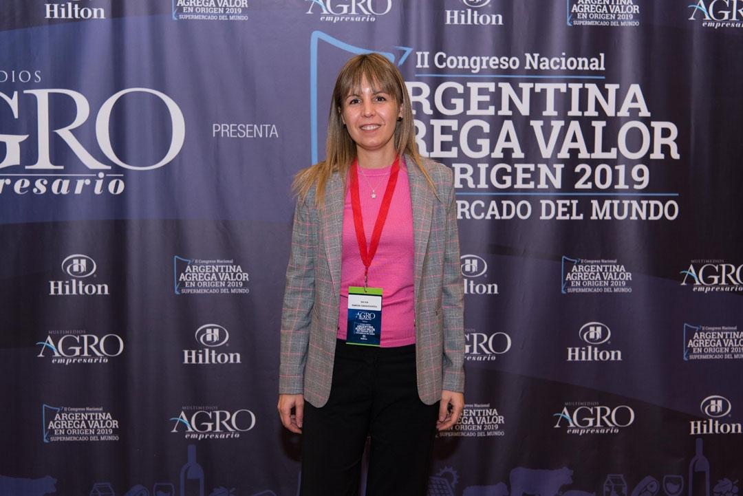 Silvia García Garaygorta - Directora Provincial de Ciencia y Tecnología de Neuquén