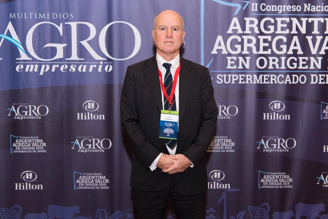 Luis Zubizarreta - Presidente de ACSOJA