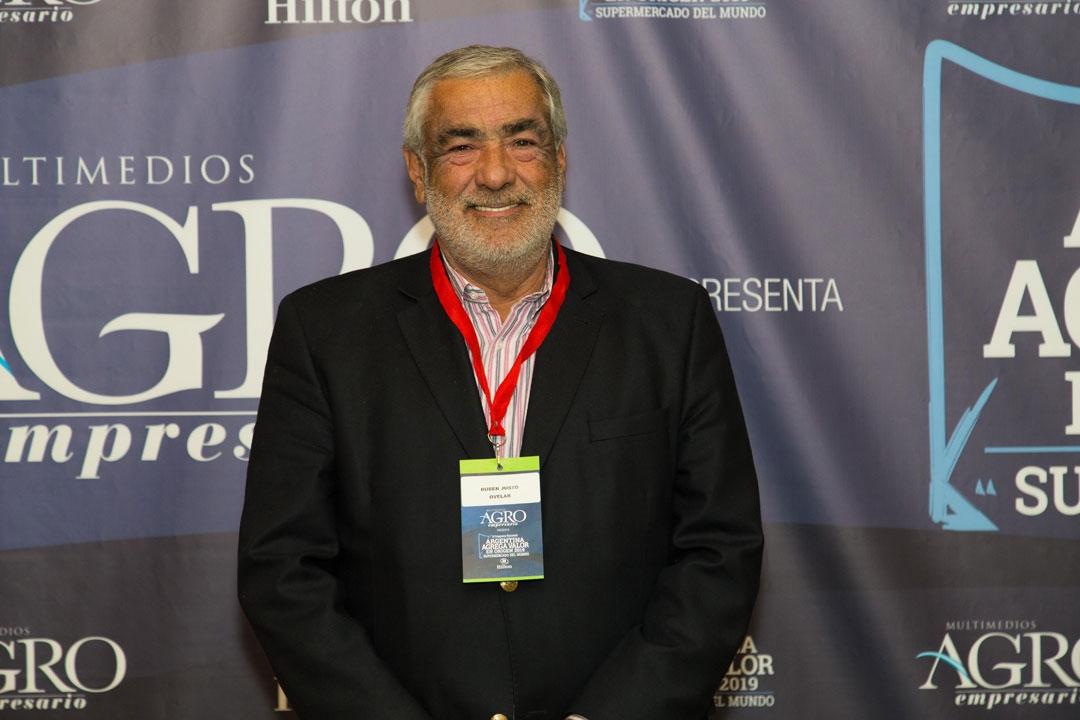 Rubén Justo Ovelar - Intendente de La Cumbre, Córdoba