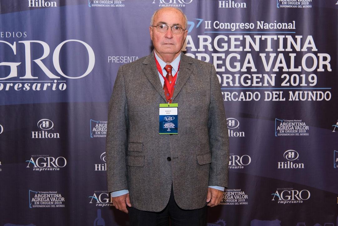 Rodolfo Rossi - Expresidente de ACSOJA
