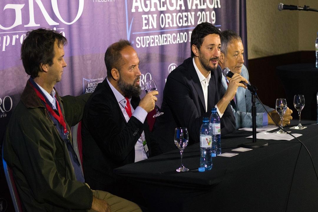 Martín Yeza, Enrique Shaw, Juan Carlos Mingote, Pablo Renkine - Pinamar, Prov. Bs. As.