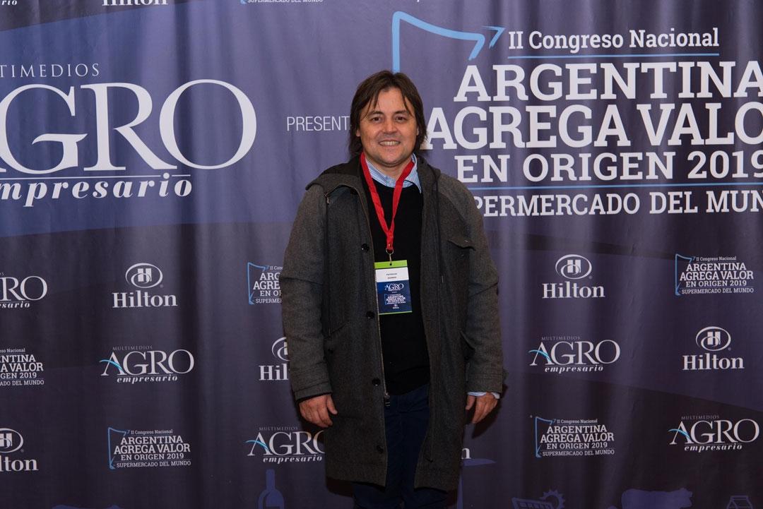 Patricio Quinos - Coordinador Nacional del Programa Cambio Rural