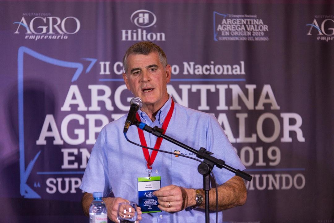 Diego Ferrero - Dueño de Niña Federica
