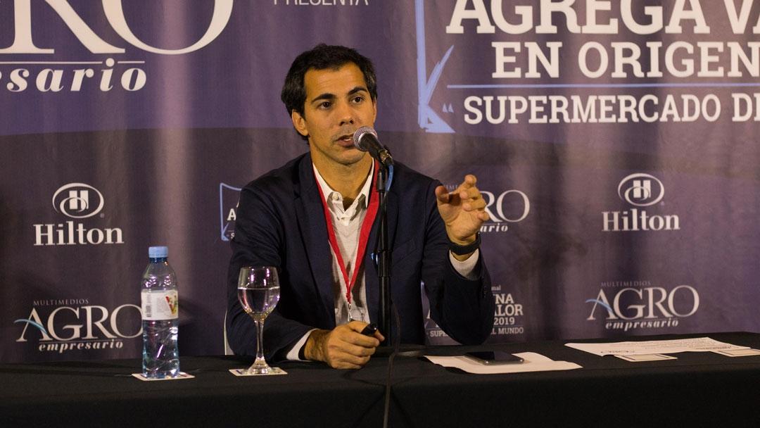 Santiago Lacasia - Jefe de Asesores de la Secretaría de Simplificación Productiva