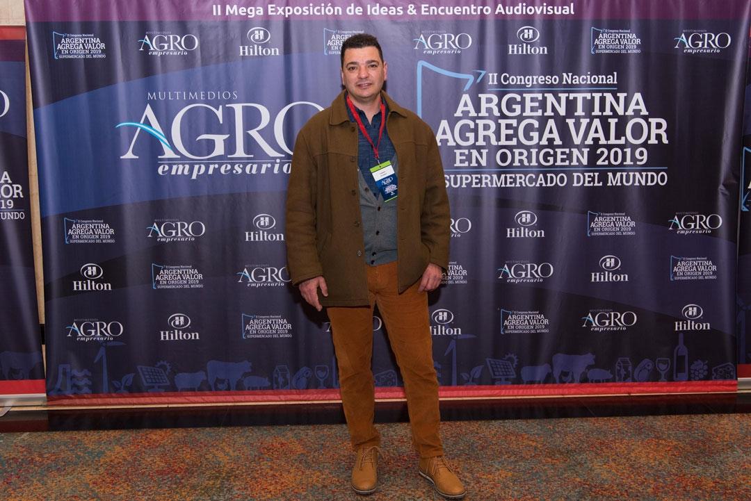 Gabriel Guardia - Gerente General de Olivícola Laur