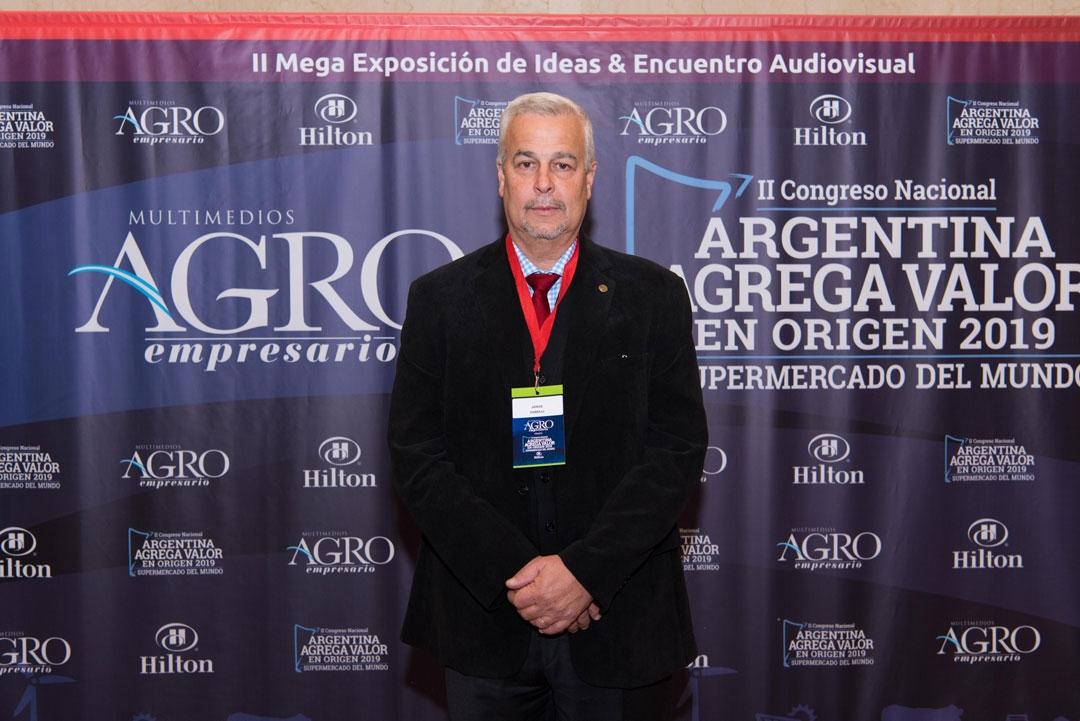 Jorge Torelli - Presidente de UNICA y Vicepresidente de IPCVA