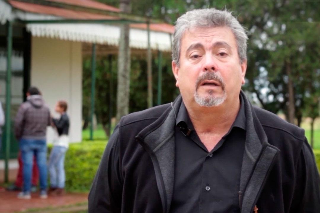 Oscar Masin y César Dellamea - Director de la Lic. en Admin. Rural y Docente Investigador, UTN Resistencia