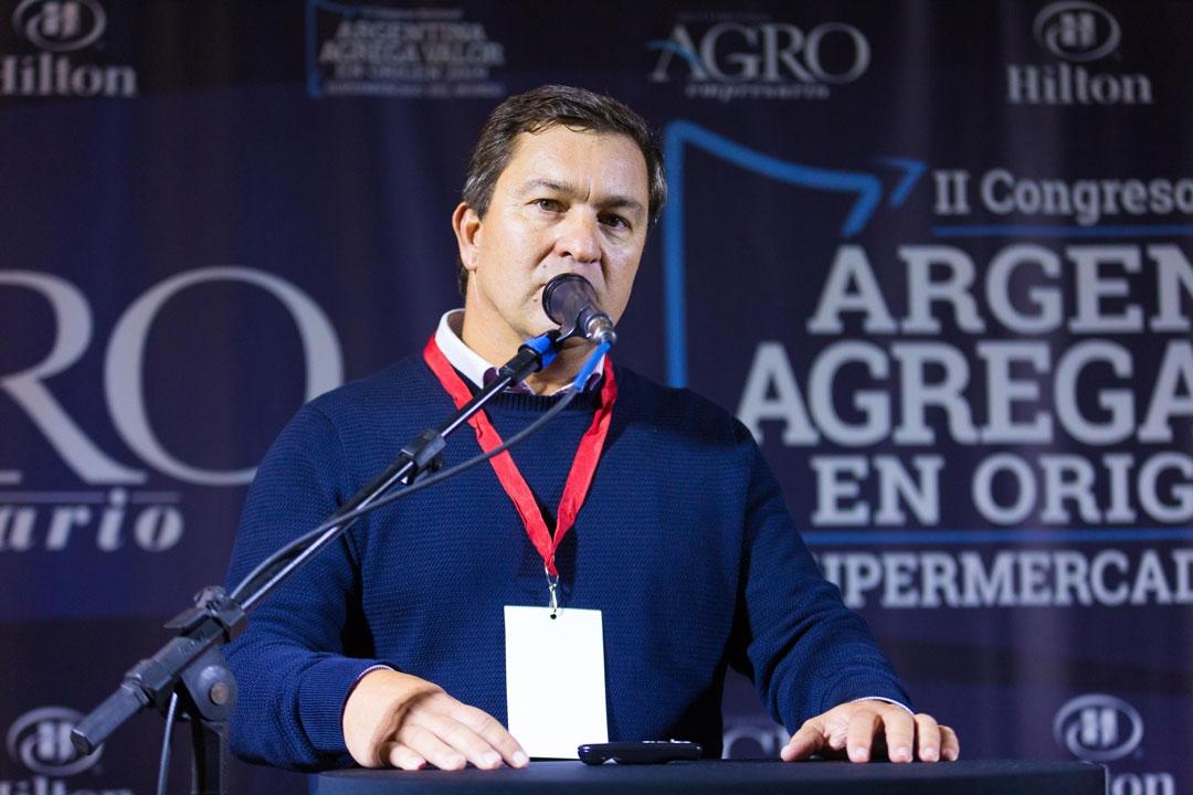 Norberto Laboranti - Socio Gerente de Lasfor Alimentos