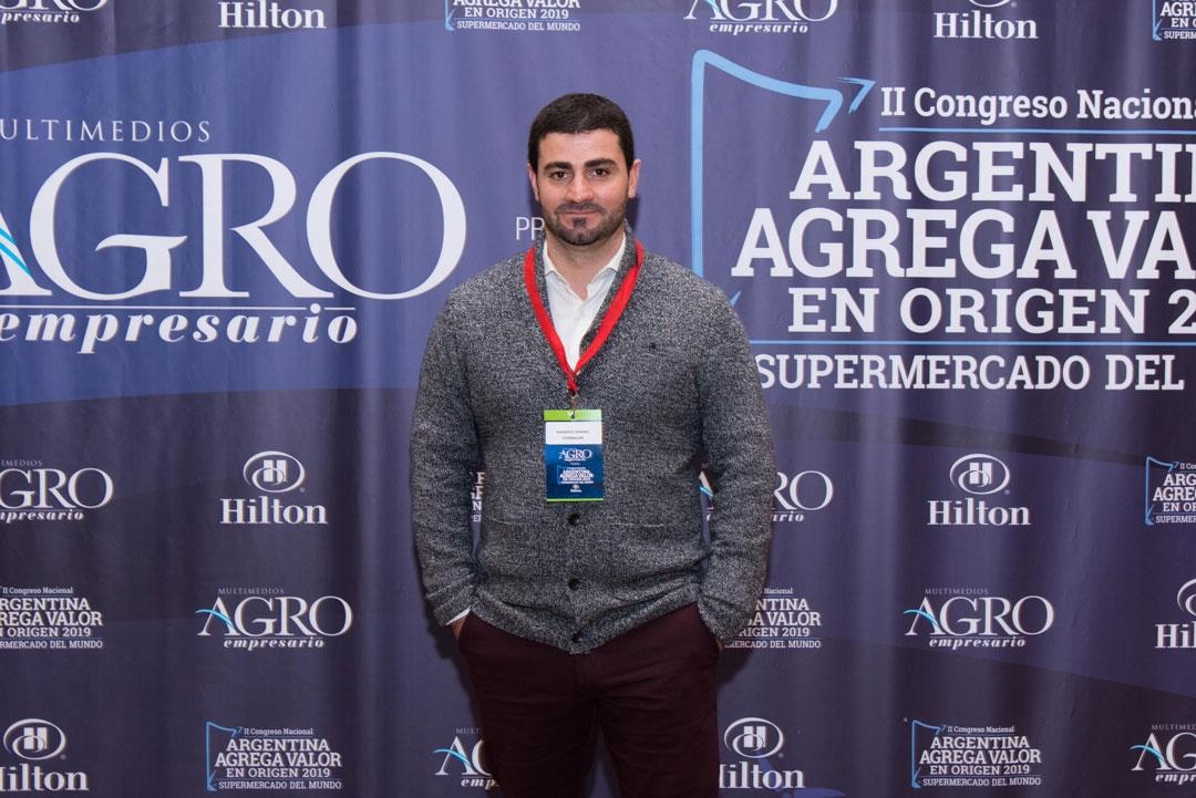 Rodrigo Daniel Corbalán - Director de Agricultura Familiar de Jujuy