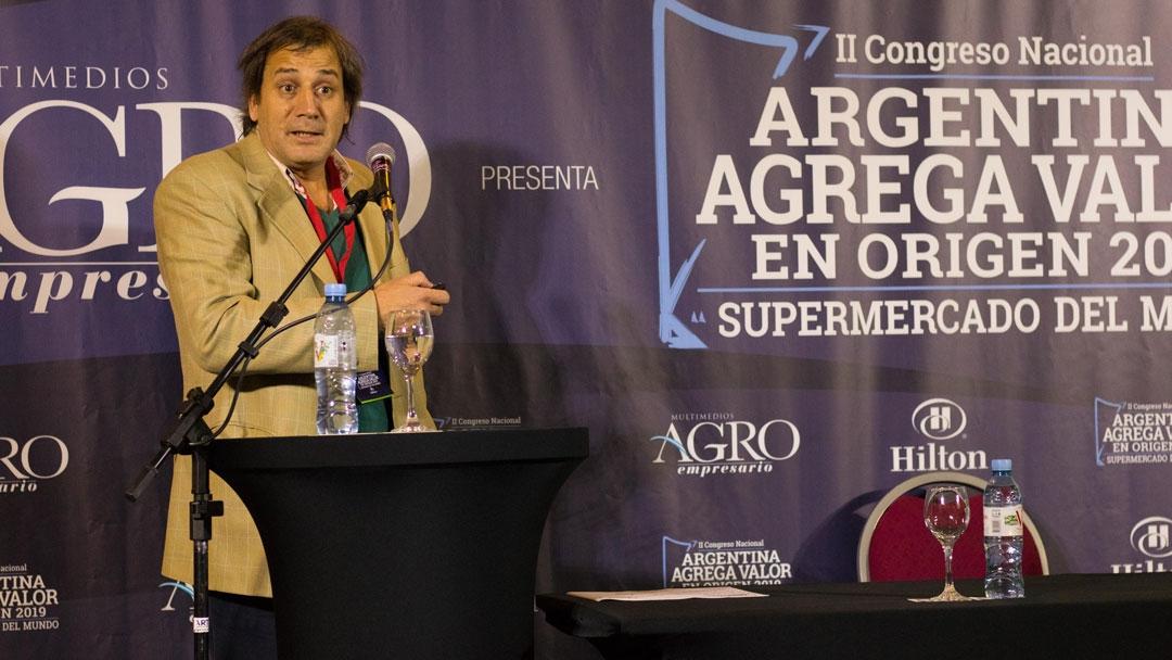 Emiliano Huergo - Director de la Asociación Argentina de Biocombustibles e Hidrógeno