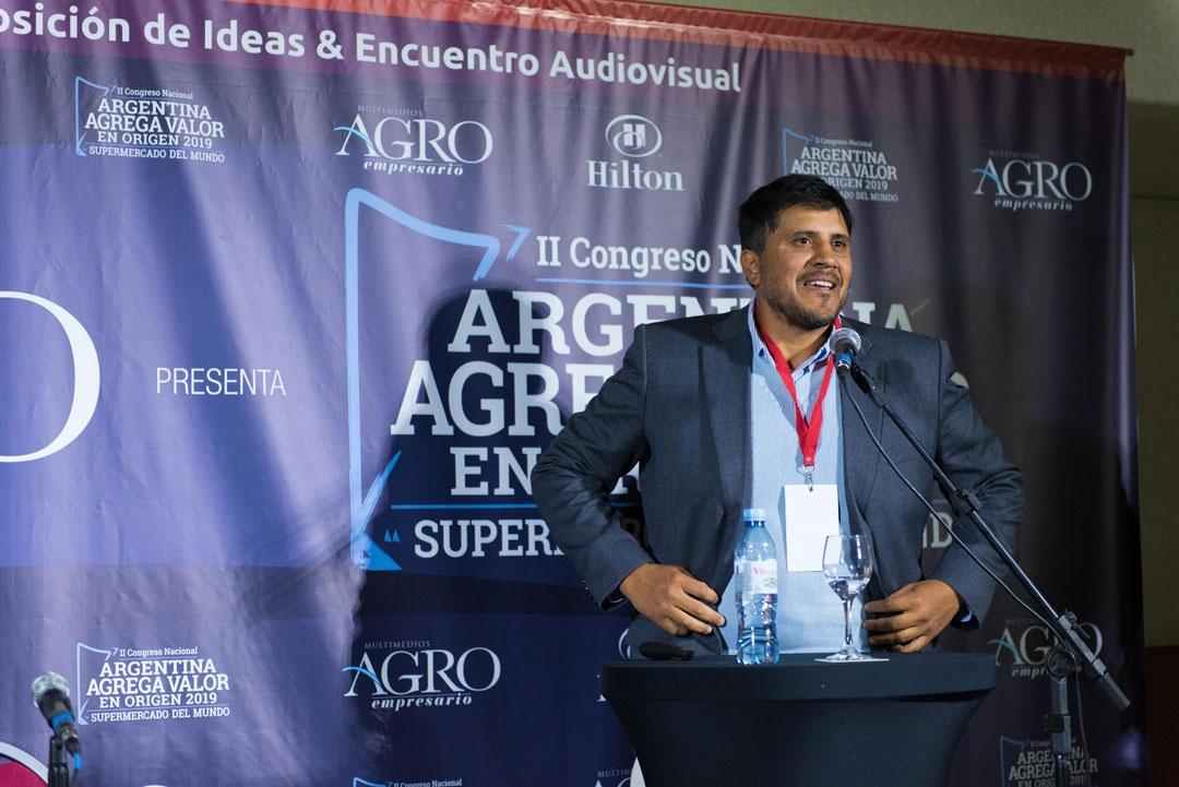 Javier Aníbal Giubergia - Director Provincial de Desarrollo Ganadero de Jujuy
